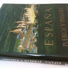 Libri di seconda mano: 1966 - ORTIZ ECHAGUE - ESPAÑA PUEBLOS Y PAISAJES. Lote 220849732
