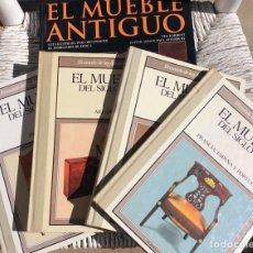 Libros de segunda mano: EL MUEBLE ANTIGUO. Lote 221253518
