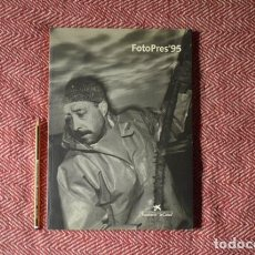 Libros de segunda mano: CATÁLOGO FOTOPRES 1995. Lote 221503113