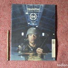 Libros de segunda mano: FOTOGRAFÍA DOCUMENTAL OJO DE PEZ Nº4 (ESP/ ING). Lote 221503542