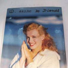 Libros de segunda mano: ANDRE DE DIENES. LIBRO DE FOTOGRAFÍA DE MARILYN. TASCHEN. Lote 221544053