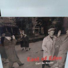 Livres d'occasion: EAST OF EDEN. CARL DE KEYZER. Lote 221548061
