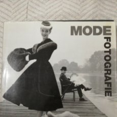 Libros de segunda mano: MODE FOTOGRAFIE.. FOTOGRAFIA DE MODA. Lote 221613843