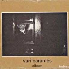 Libros de segunda mano: VARI CARAMES ALBUM. Lote 221626140