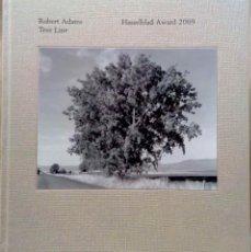 Livres d'occasion: ROBERT ADAMS - TREE LINE. HASSELBLAD AWARD 2009. STEIDL, 2009.. Lote 221995151