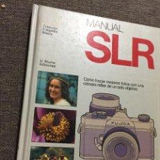Libros de segunda mano: FOTOGRAFIA - MANUAL SLR -COMO HACER FOTOS CON REFLEX DE UN SOLO OBJETIVO-M. LANGFORD PRIMERA ED 1980. Lote 222285470
