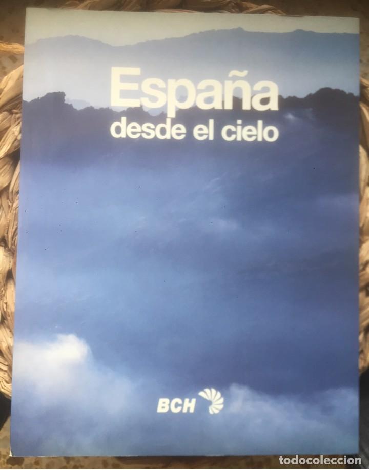 ESPAÑA DESDE EL CIELO. 1999 BANCO CENTRAL HISPANO (Libros de Segunda Mano - Bellas artes, ocio y coleccionismo - Diseño y Fotografía)