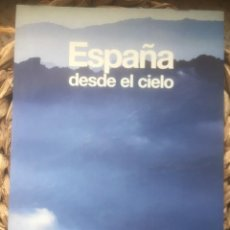 Livres d'occasion: ESPAÑA DESDE EL CIELO. 1999 BANCO CENTRAL HISPANO. Lote 222294958