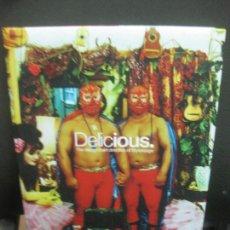 Libros de segunda mano: DELICIOUS. THE DESIGN & ART DIRECTION OF STYLOROUGE.. Lote 222537298