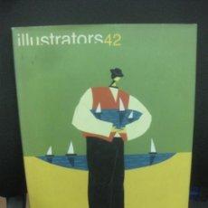 Libros de segunda mano: ILLUSTRATORS 42. THE SOCIETY OF ILLUSTRATORS 42ND ANNUAL OF AMERICAN ILLUSTRATION.. Lote 222555917
