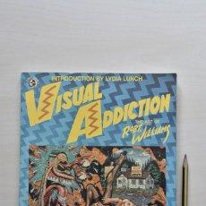 Libros de segunda mano: VISUAL ADDICTION. THE ART OF ROBT. WILLIAMS (ILUSTRACIÓN/ LAST GASP, 1991) INGLÉS. Lote 222562266