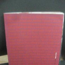 Libros de segunda mano: LOGOS MADE IN SPAIN. MARIUS SALA. INDEX BOOK. Lote 222659960