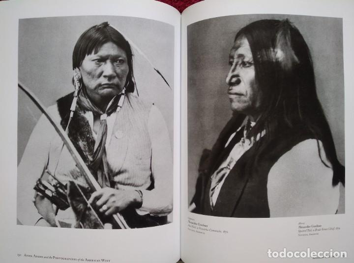 Libros de segunda mano: ANSEL ADAMS AND THE PHOTOGRAPHERS OF THE AMERICAN WEST -- EVA WEBER - Foto 4 - 222834985