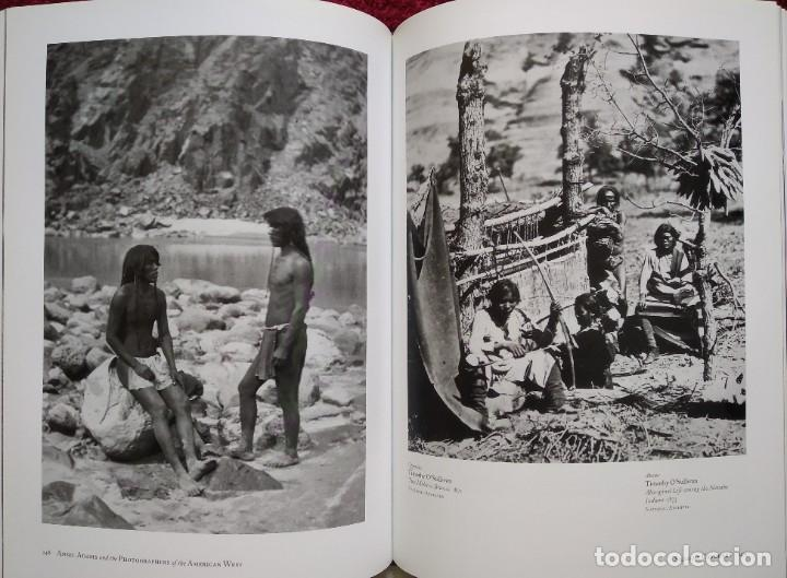 Libros de segunda mano: ANSEL ADAMS AND THE PHOTOGRAPHERS OF THE AMERICAN WEST -- EVA WEBER - Foto 5 - 222834985