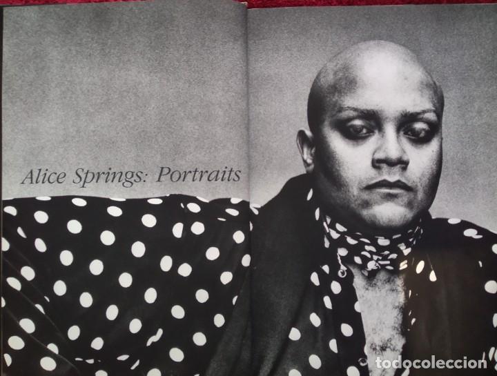 Libros de segunda mano: ALICE SPRINGS --- PORTRAITS - Foto 2 - 222836117