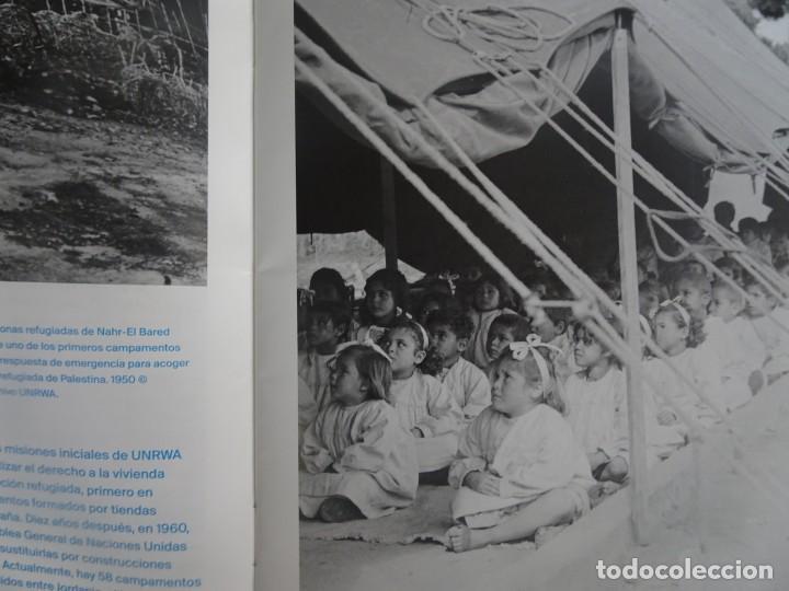 Libros de segunda mano: MUJERES REFUGIADAS DE PALESTINA, ESP-CAT, ILUSTRADO, UNRWA CATALUNYA, VER FOTOS - Foto 6 - 223067020