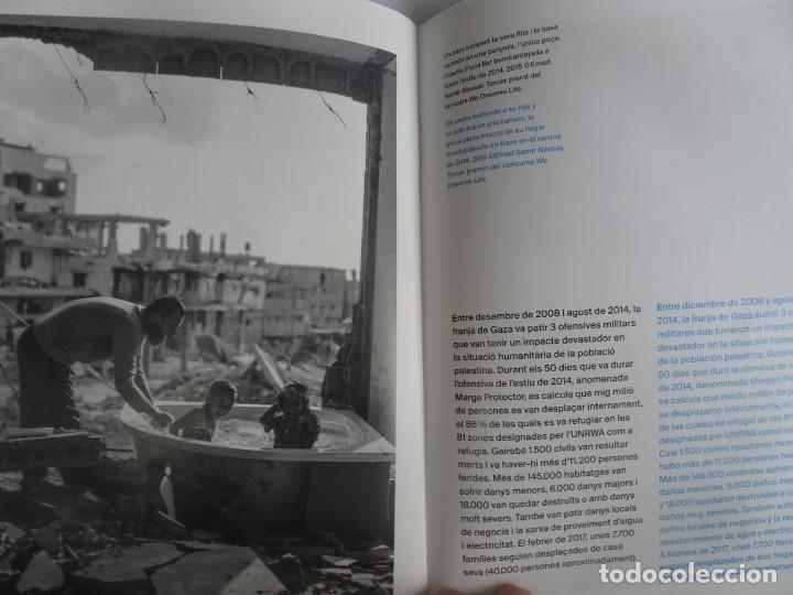 Libros de segunda mano: MUJERES REFUGIADAS DE PALESTINA, ESP-CAT, ILUSTRADO, UNRWA CATALUNYA, VER FOTOS - Foto 9 - 223067020