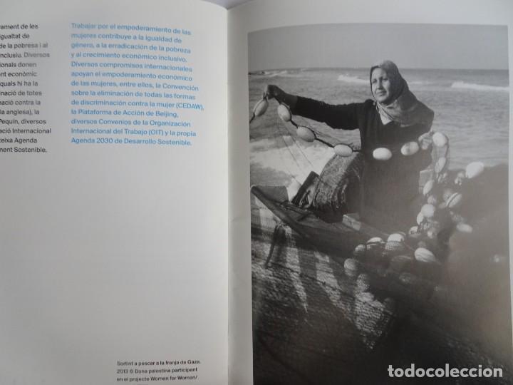 Libros de segunda mano: MUJERES REFUGIADAS DE PALESTINA, ESP-CAT, ILUSTRADO, UNRWA CATALUNYA, VER FOTOS - Foto 10 - 223067020