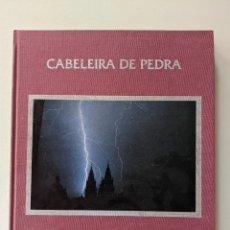 Libros de segunda mano: ESPECTACULAR LIBRO DE FOTOGRAFIAS DE SANTIAGO - CABELEIRA DE PEDRA - XAQUIN NOVOA. Lote 223455558