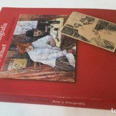 Libros de segunda mano: 2001 - SCHARF - ARTE Y FOTOGRAFÍA - ALIANZA FORMA. Lote 223598413