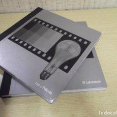 Libros de segunda mano: 2 LIBROS DE LA FOTOGRAFIA.. Lote 224306451