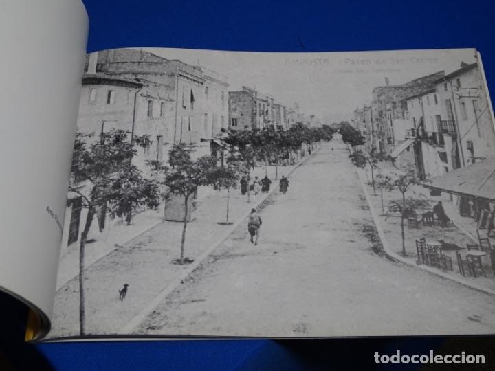 Libros de segunda mano: AMPOSTA AHIR I AVUI.LA CAÍXA.1984 - Foto 4 - 224518827