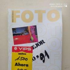 Libros de segunda mano: FOTO. Lote 224866227
