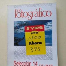 Libros de segunda mano: ARTE FOTOGRÁFICO. Lote 225007475