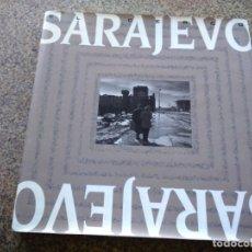 Livres d'occasion: SARAJEVO : EL CERCO -- GERVASIO SANCHEZ -- EDITORIAL COMPLUTENSE 1994 --. Lote 225247655