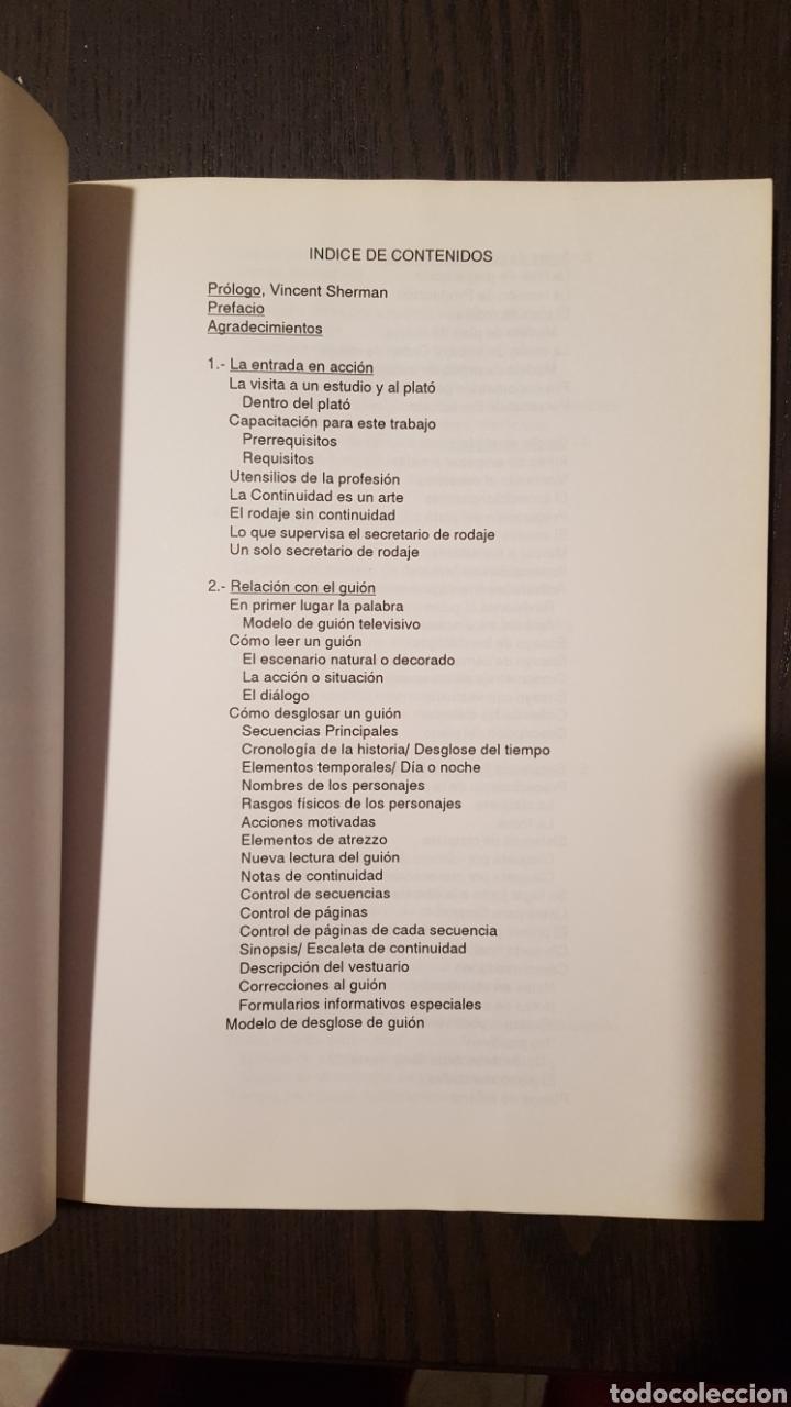 Libros de segunda mano: Libro - LA SUPERVISIÓN DEL GUIÓN / PAT P. MILLER -ED. AÑO 1991- CENTRO DE FORMACIÓN RADIOTELEVISION - Foto 5 - 225822365