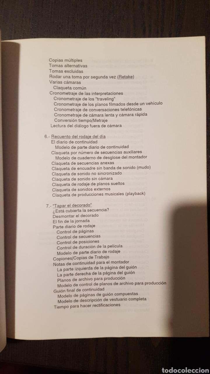 Libros de segunda mano: Libro - LA SUPERVISIÓN DEL GUIÓN / PAT P. MILLER -ED. AÑO 1991- CENTRO DE FORMACIÓN RADIOTELEVISION - Foto 7 - 225822365