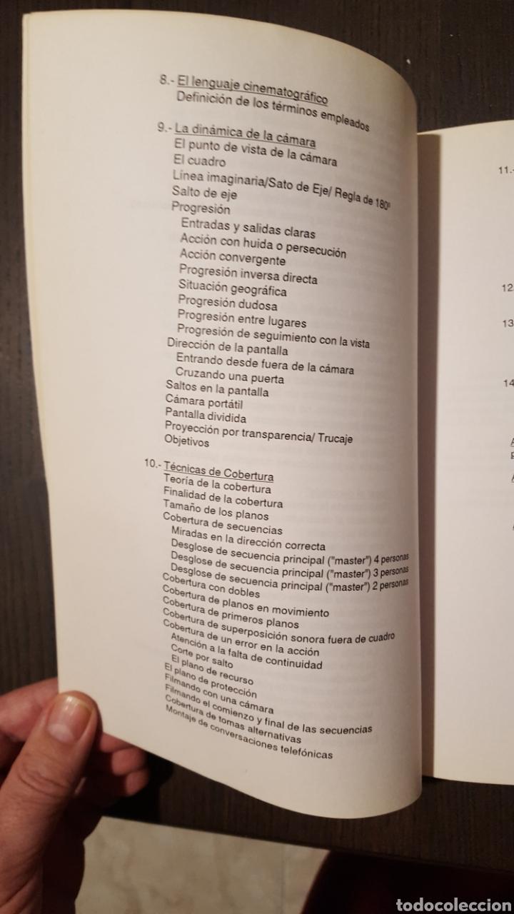 Libros de segunda mano: Libro - LA SUPERVISIÓN DEL GUIÓN / PAT P. MILLER -ED. AÑO 1991- CENTRO DE FORMACIÓN RADIOTELEVISION - Foto 8 - 225822365