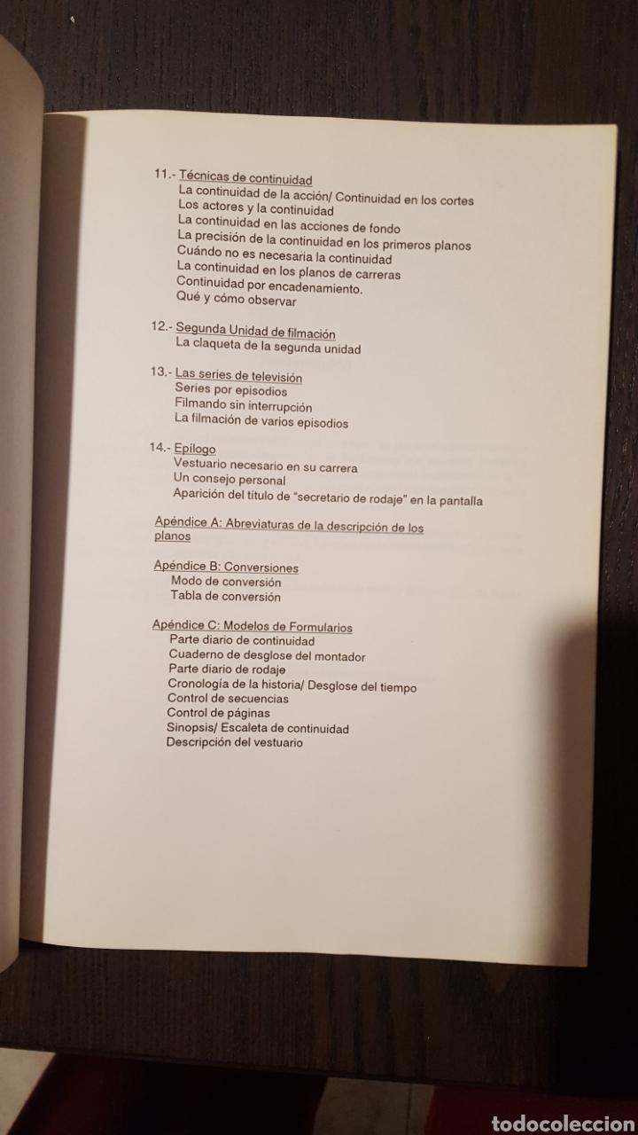 Libros de segunda mano: Libro - LA SUPERVISIÓN DEL GUIÓN / PAT P. MILLER -ED. AÑO 1991- CENTRO DE FORMACIÓN RADIOTELEVISION - Foto 9 - 225822365