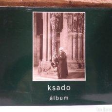 Livres d'occasion: KSADO. ÁLBUM. MANUEL SENDÓN. XOSE LUIS SUÁREZ CANAL. FOTOGRAFÍA. 1992. Lote 226394375