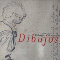Libros de segunda mano: DIBUJOS. COLECCION RODRÍGUEZ MOÑINO-BREY. REAL ACAD. ESPAÑOLA. CATÁLOGO DE LA EXPOSICIÓN. 2002. Lote 227671250