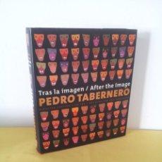 Libros de segunda mano: PEDRO TABERNERO - TRAS LA IMAGEN/AFTER THE IMAGE - GRUPO PANDORA 2006. Lote 227684180