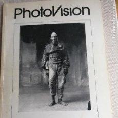 Libros de segunda mano: NÚMERO 3. ROSTROS DEL PUEBLO. MIRADAS DE OTRO TIEMPO - REVISTA PHOTOVISION. Lote 227686340