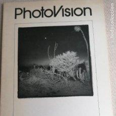 Libros de segunda mano: PHOTOVISION NÚMERO 5, 1982. POÉTICA DE LA NOCHE. Lote 227686620
