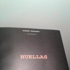 Libros de segunda mano: HUELLAS - MARGARETO, EDUARDO/ ASENJO, SUSANA. Lote 228222020