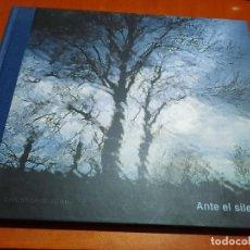 Libros de segunda mano: ANTE EL SILENCIO. CHRISTOPHE AGOU. TAPA DURA. BUEN ESTADO. DIFICIL DE CONSEGUIR. Lote 228361265