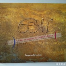 Libros de segunda mano: UN SIGLO EN IMÁGENES DE CASTILLA-LA MANCHA. EXPOSICIÓN FOTOGRÁFICA 100 AÑOS EN CASTILLA-LA MANCHA. Lote 229847055