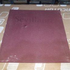 Libros de segunda mano: LIBROS FOTOGRAFIA SEVILLANOS ATIN AYA SEVILLA 2001 FUNDACION FOCUS - ABENGOA. Lote 231666060