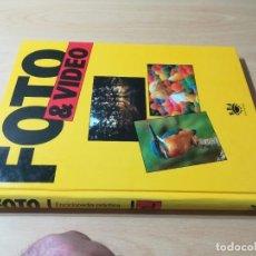 Libros de segunda mano: FOTO & VIDEO / 1 ENCICLOPEDIA PRACTICA IMAGEN / RBA / AC204. Lote 231739755