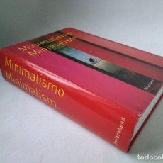 Libros de segunda mano: MINIMALISMO. FEIRABEND. MODA, DISEÑO Y MUEBLES, ARQUITECTURA E INTERIORISMO. Lote 232018125