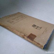 Libros de segunda mano: EL MUEBLE EN ESPAÑA. EL HOSPITAL DE AFUERA, TOLEDO. Lote 232027660