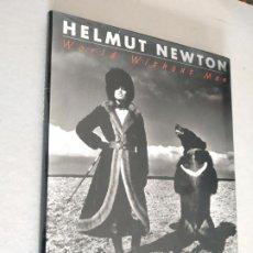 Libros de segunda mano: HELMUT NEWTON. WORLD WITHOUT MEN. TASCHEN. NUEVO. PRECINTADO.. Lote 232430395