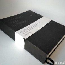 Libros de segunda mano: EDITORIAL / MADE IN SPAIN. Lote 232489800