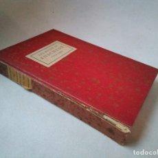 Livres d'occasion: THE HOUSE OF ENSCHEDÉ. 1703-1953. SIETE GENERACIONES DE IMPRESORES. Lote 253217670