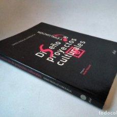 Libros de segunda mano: DAVID ROSELLÓ. DISEÑO Y EVALUACIÓN DE PROYECTOS CULTURALES. Lote 232716055
