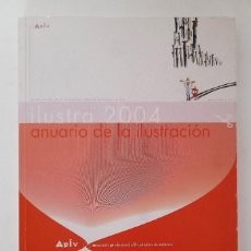 Libri di seconda mano: ANUARIO ILUSTRACIÓN APIV VALENCIA ILUSTRA 2004. Lote 234036505
